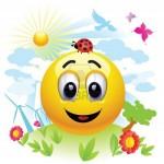 9813414-smiley-palla-invio-del-messaggio-per-l-39-inquinamento