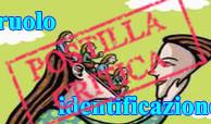 RUOLO /IDENTIFICAZIONE: POSTILLA CRITICA
